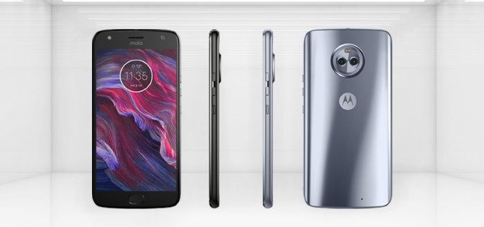 Moto X4 met geweldige accu alleen vandaag voor 299,99 euro