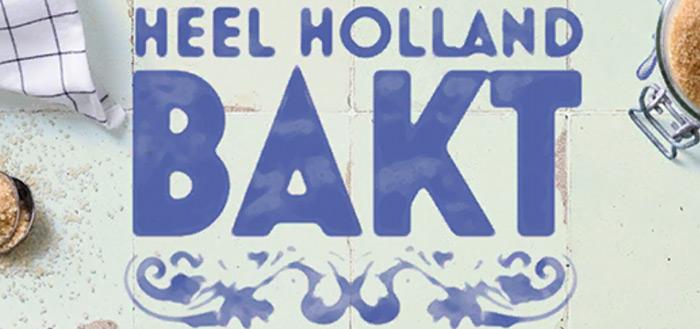 Heel Holland Bakt app uitgebracht: de lekkerste en mooiste recepten