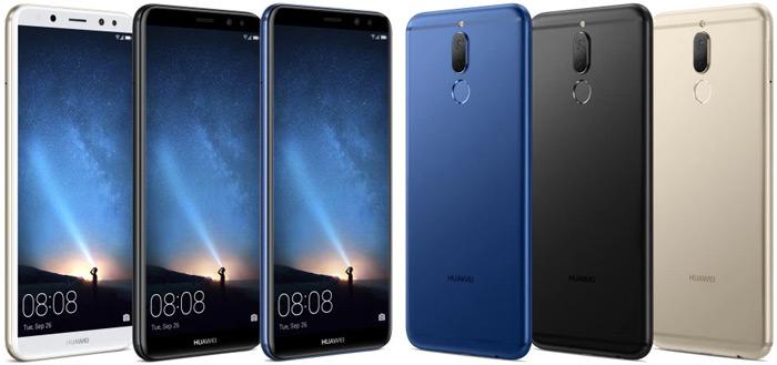 Huawei Mate 10 Lite nu te koop in Nederland: details en prijzen