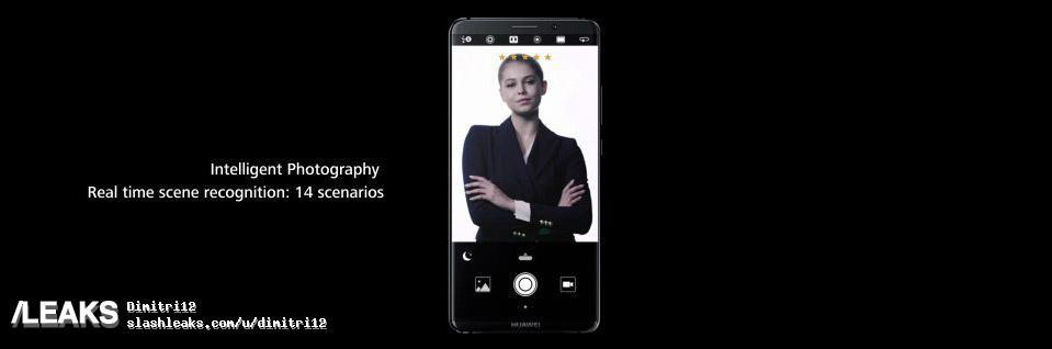 Huawei Mate 10 camera reclame