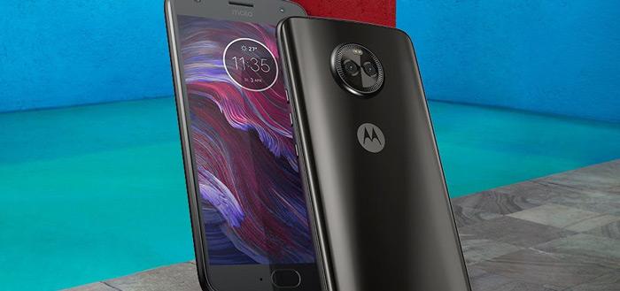 Moto X4 krijgt in januari 2018 update naar Android 8.0 Oreo