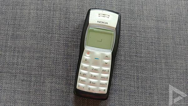 Nokia 1100 Snake