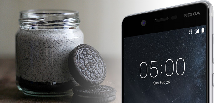 Nokia belooft Android 8.0 Oreo voor al haar Android-toestellen