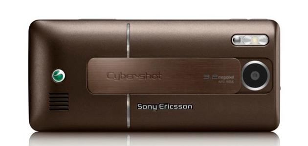 Sony Ericsson K770i camera