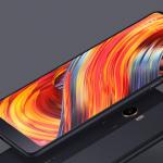 Xiaomi Mi Mix 2 met randloos scherm en Mi Note 3 aangekondigd