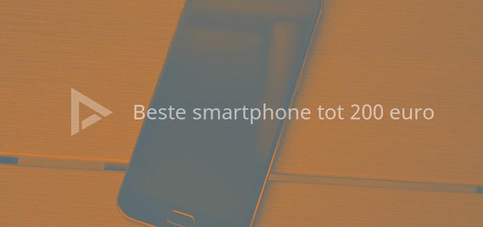 8 beste Android-smartphones tot 200 euro (09/2017)