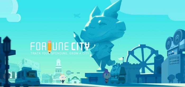 Fortune City: groei een stad door uitgaven bij te houden