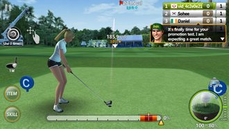 Golf Star game