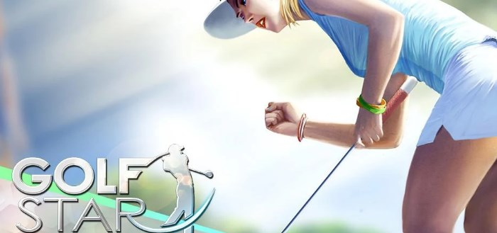 Golf Star game: golfen als een professional op smartphone of tablet