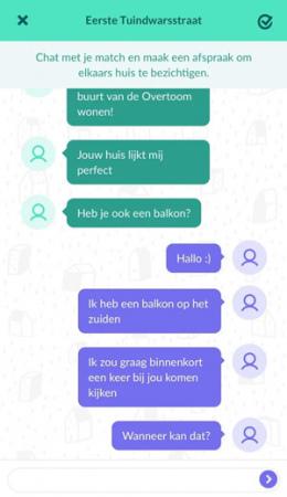 HuisjeHuisje app
