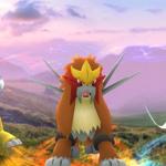 Drie legendarische Pokémon verschijnen vanaf deze maand in Pokémon Go