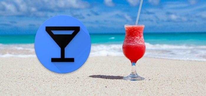 Zelf cocktails maken met 'My Cocktail Handbook' app