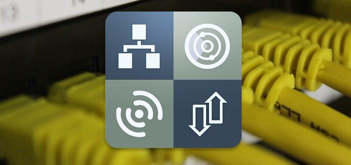 Net Analyzer uitgebreide app toont alle informatie over je netwerk