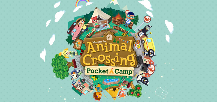 Animal Crossing: Pocket Camp tikt 10 miljoen downloads aan in korte tijd