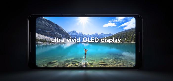 Pixel 3 XL laat zich voor het eerst zien voor de camera