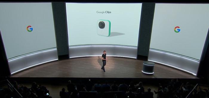 Google Clips: slimme camera maakt automatisch korte filmpjes