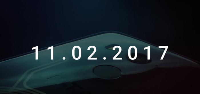 Officiële HTC-teaser laat HTC U11 Plus zien voor aankondiging