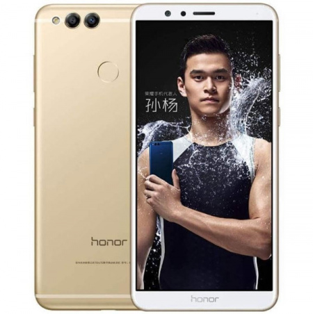 Honor 7X goud
