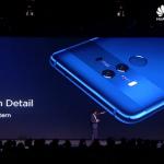 Huawei presenteert Mate 10 Pro en Mate 10 Lite: alle details en informatie