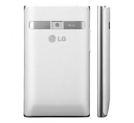 LG Optimus L3 white