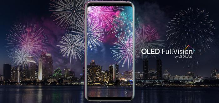 LG V30 in eerste helft van november in Nederland voor 899 euro
