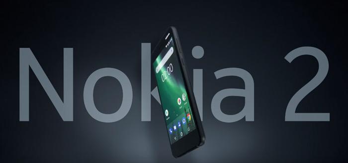 Nokia gaat Nokia 2 voorzien van Android 8.1 Oreo met Android Go
