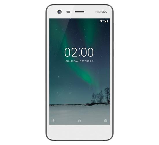 Nokia 2 wit