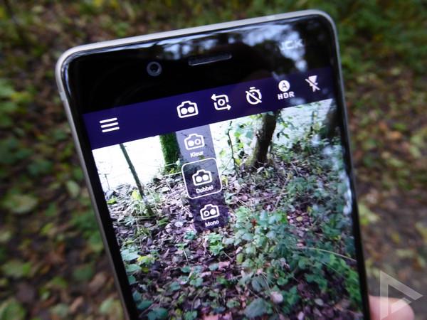 Nokia 8 dual-camera