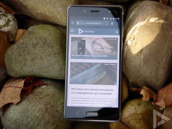 Nokia 8 internet