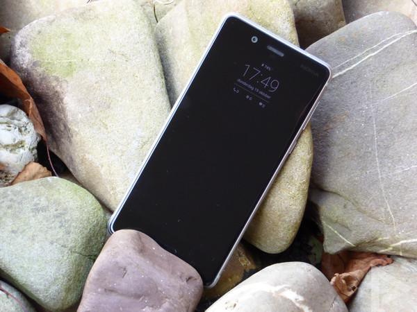 Nokia 8 Glance