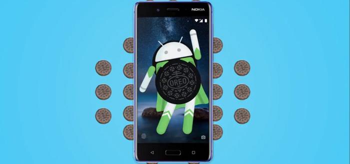 Nokia 8 ontvangt Android 8.1 Oreo als beta-update