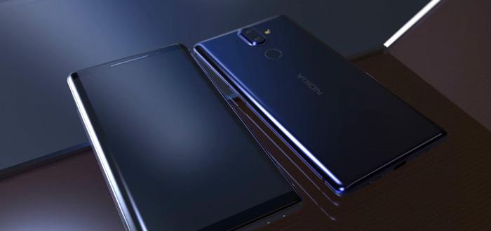 Nieuwe concept-video Nokia 9 toont schitterend toestel