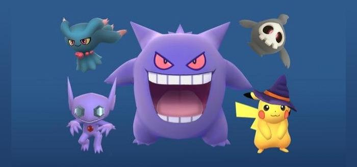 'Pokémon Go krijgt 3e generatie Pokémon met Halloween event'