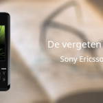 De vergeten telefoon: Sony Ericsson S500i