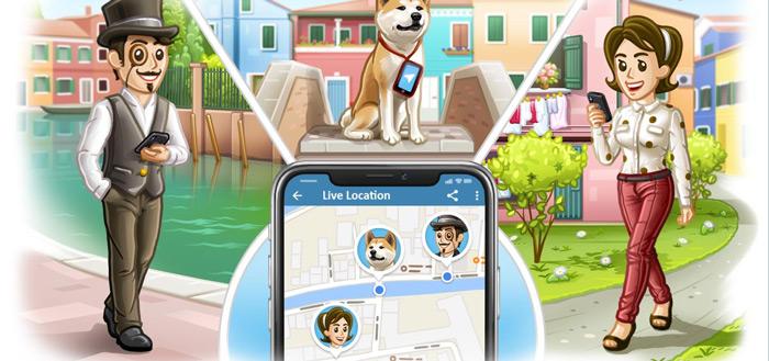 Telegram 4.4 laat je vanaf nu realtime locatie delen en meer