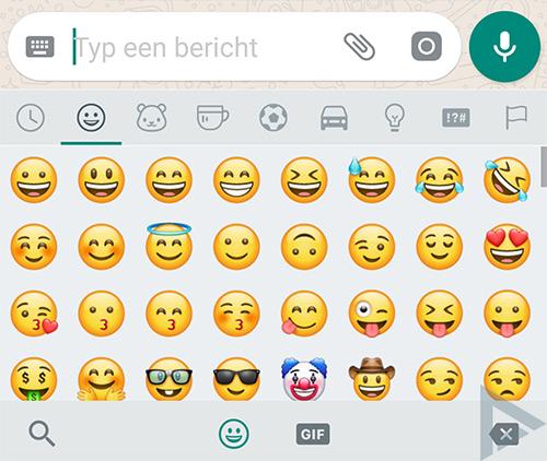 Whatsapp Rolt Nieuwe Emoji Vormgeving Uit Naar Iedereen Dit Is Er