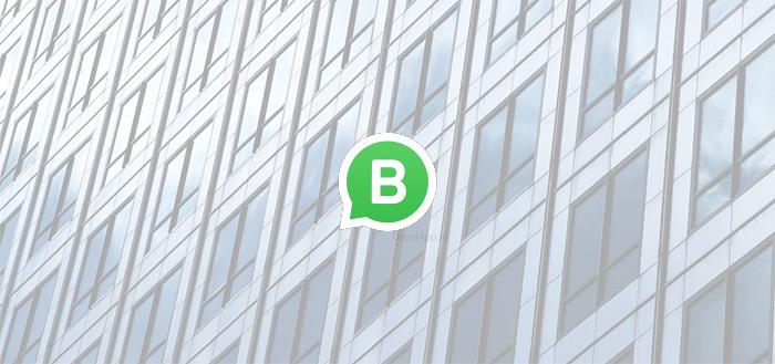 WhatsApp Business nu ook in Benelux officieel beschikbaar
