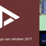 De 8 beste apps van oktober 2017 (+ het belangrijkste nieuws)