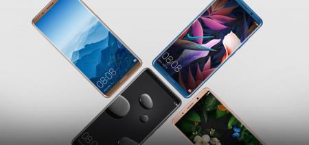 'Opvouwbare smartphone van Huawei komt in november'