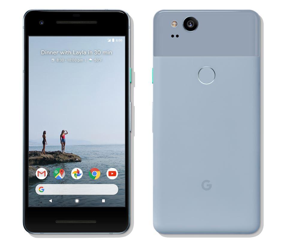 De Google Pixel 2