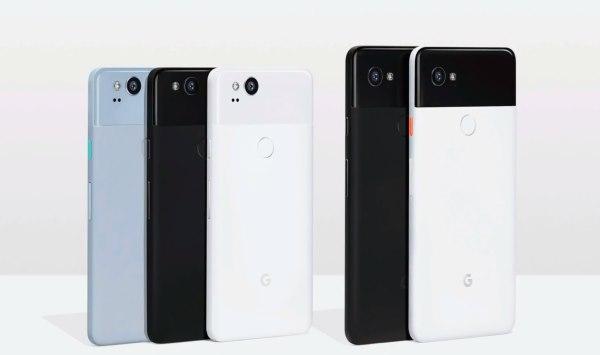 Google Pixel2 en Pixel2 XL