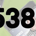 Radio 538 vernieuwt app met nieuw design en mogelijkheden