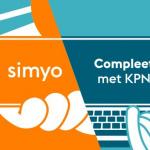 Simyo klanten ontvangen dubbele bundels bij andere KPN producten