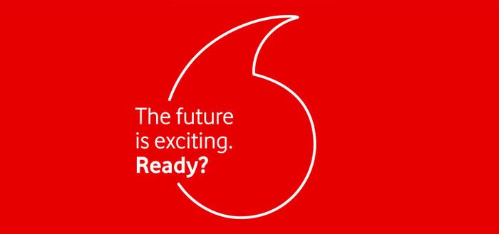 Vodafone vernieuwt logo en slogan en lanceert grootse campagne