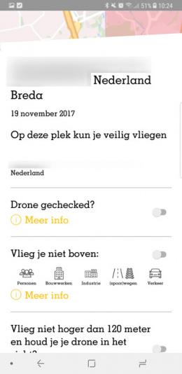 asr Vlieg Veilig drone app