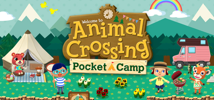 Al 5 miljoen downloads in Play Store voor Animal Crossing: Pocket Camp