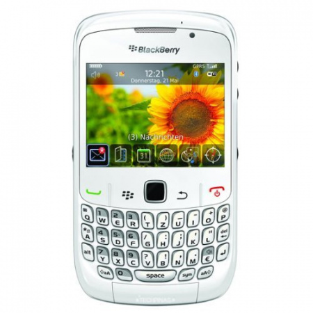 BlackBerry Curve 8520 wit