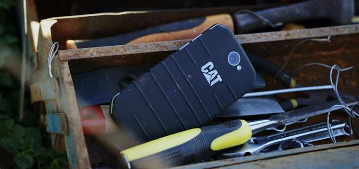 Cat S31: compactere robuuste smartphone nu verkrijgbaar in Nederland