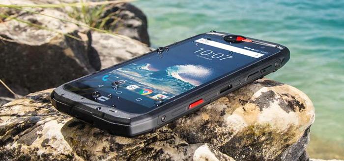 Crosscall Action-X3 is zeer robuuste, maar uitgebreide smartphone