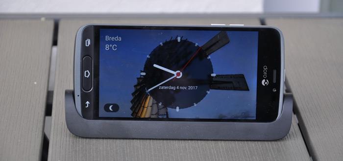 Doro 8040 review: een doordachte, begrijpelijke smartphone voor senioren